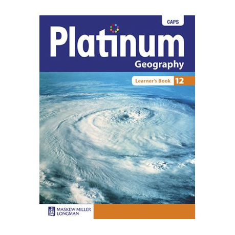 Platinum Caps Geography Grade 12 Learner S Book Buy Online In