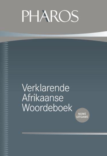Verklarende afrikaanse woordeboek buy online in south africa verklarende afrikaanse woordeboek buy online in south africa takealot fandeluxe Choice Image