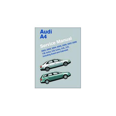audi a4 2003 service manual