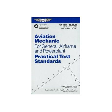 PDF Aviation Mechanic Powerplant Practical Test Standards