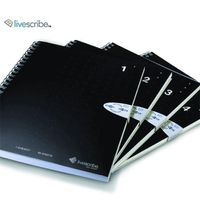 Livescribe A5 Dot-Paper Books