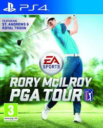 EA Sports Rory McIlroy PGA Tour (PS4)