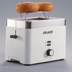 Graef - 2 Slice Toaster - White