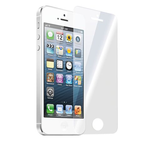 a032f020e89 Tempered Glass Screen Protector for Apple iPhone 5/5S/SE | Buy Online in  South Africa | takealot.com