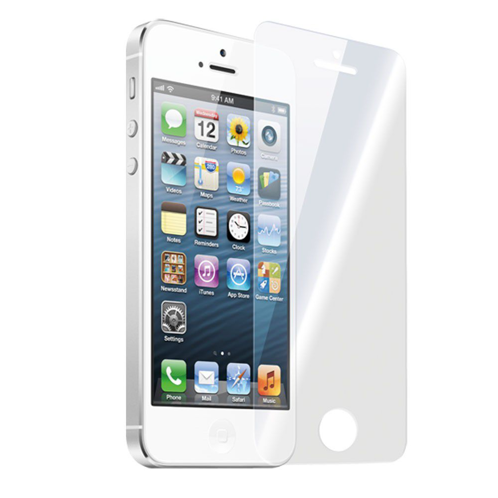 tempered glass iphone 5s raz tech tempered glass screen protector for apple iphone 16256