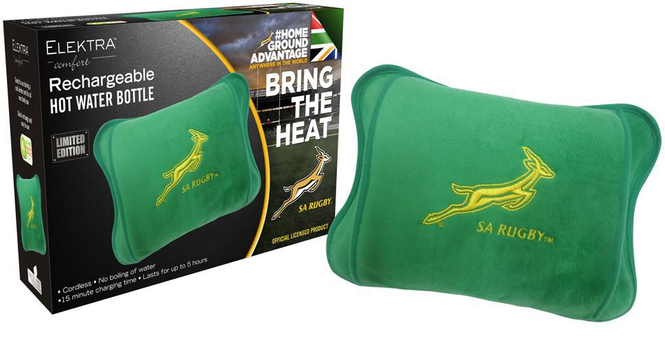 Elektra Electric Hot Water Bottle Springbok 2508