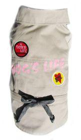 Dog's Life - Army Jacket Khaki - Large