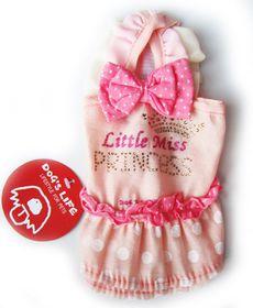 Dog's Life - Little Princess Dress Pink - Extra-Large