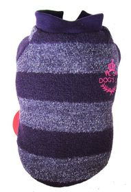 Dog's Life - Wool Jersey 2 - Purple - 3 x Extra Large