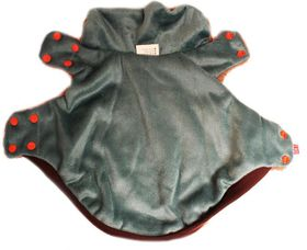 Dog's Life - Wings Cape - Brown - Large
