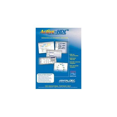 Download active-hdl 7. 2 student edition.