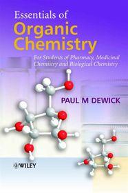 Essentials of Organic Chemistry