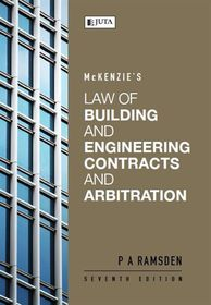 """""""McKenzie's Law of Building and Engineering Contracts and"""""""