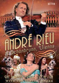 Andre Rieu at Schoenbrunn/Vienna - (Australian Import DVD)
