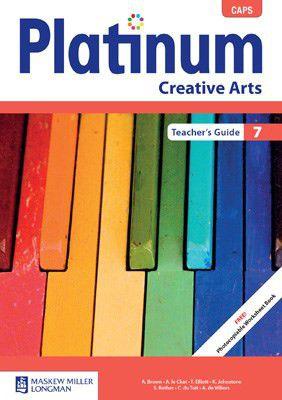 platinum caps creative arts grade 7 teacher s guide buy online in rh takealot com platinum mathematics teacher's guide grade 7 platinum technology grade 7 teacher's guide