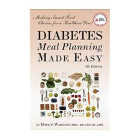 Diabetes Meal Planning Made Easy Buy Online In South Africa