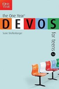 The One Year Devos For Teens 2 Buy Online In South border=