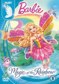 Barbie: Magic of the Rainbow - (Import DVD)