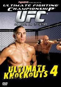 Ultimate Knockouts 4 - (Import DVD)
