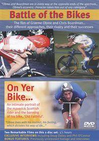 Battle of Bikes/on Yer Bike - (Import DVD)