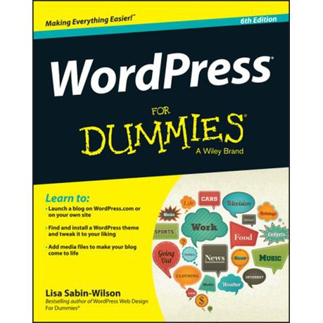 Wordpress For Dummies Buy Online In South Africa Takealot Com