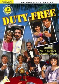 Duty Free-Complete Series - (Import DVD)