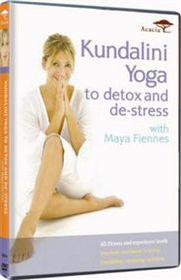 Kundalini Yoga-Detox/Destress - (Import DVD)