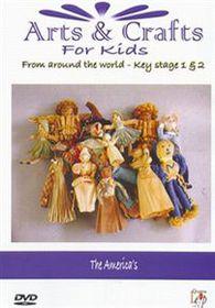 Arts & Crafts for Kids-America - (Import DVD)