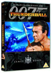 Thunderball - (Import DVD)