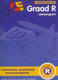 Ace Leerprogram Grade R Onderwysersgids