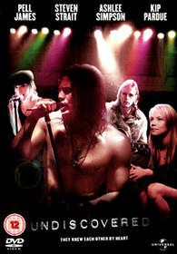 Undiscovered (DVD)