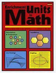 Enrichment Units in Math Book 2