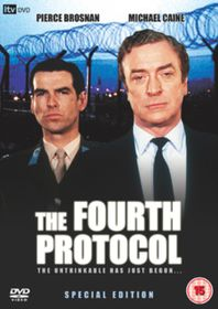 Fourth Protocol (Special Edition) - (Import DVD)