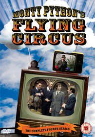 Monty Python's Flying Circus Series 4 (DVD)