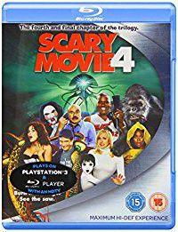 Scary Movie Blu Ray (Blu-ray)