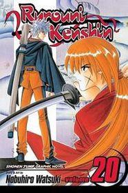 Rurouni Kenshin Vol 20