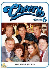 Cheers - The Complete Sixth Season - (DVD)