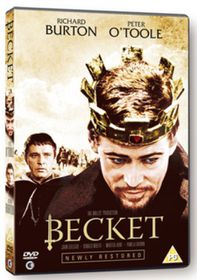 Becket (Richard Burton) (Import DVD)