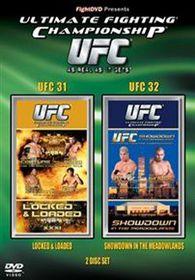 Ufc31 & Ufc32 - (Import DVD)