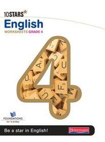 10Stars English Grade 4 Workbook