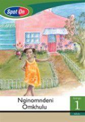Spot On IsiZulu Grade 1 Reader: Nginomndeni Omkhulu Big Book [My Family]