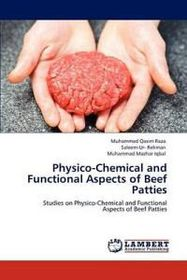 Physico-Chemical and Functional Aspects of Beef Patties