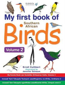 My First Book of Southern African Birds: Vol 2