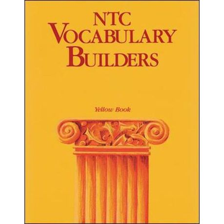 NTC Vocabulary Builders, Yellow Book