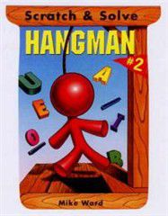 Scratch & Solve(r) Hangman #2