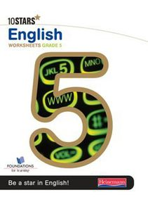 10Stars English Grade 5 Workbook