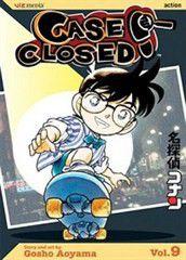 Case Closed Vol 9