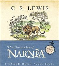 The Chronicles of Narnia Complete 7 Volume CD Box Set