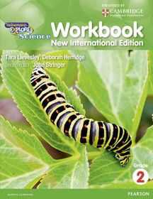 Heinemann Explore Science Workbook 2