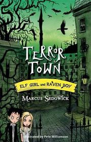 Raven Boy & Elf Girl 5 Terror Town